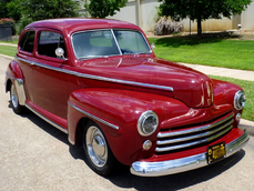 Ford De Luxe 1948