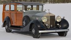 Rolls-Royce 40/50 Silver Ghost 1928