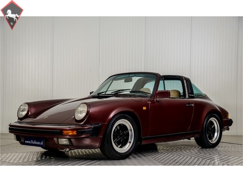Porsche 911 1984