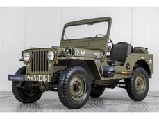 Willys Jeep 1953