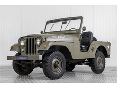 Willys Jeep 1956