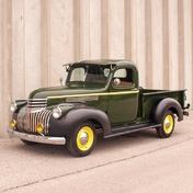 Chevrolet Pick Up 1942