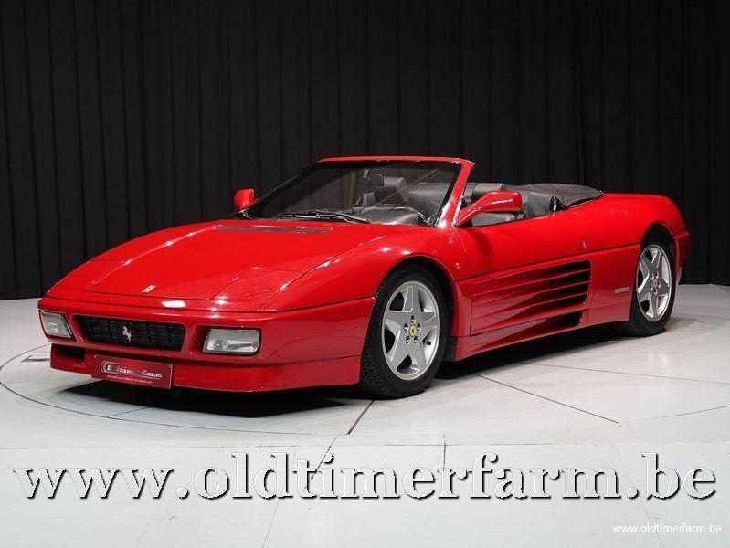 1994 Ferrari 348 Is Listed Verkauft On Classicdigest In Aalter By Oldtimerfarm Dealer For 75000 Classicdigest Com