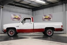 Chevrolet Silverado 1983