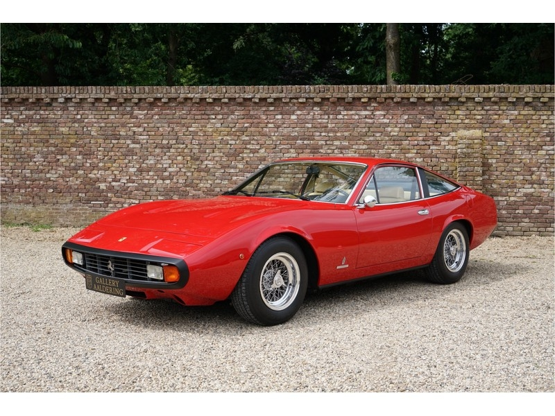 1972 Ferrari 365 Gtc 4 Is Listed Zu Verkaufen On Classicdigest In Brummen By The Gallery For 229500 Classicdigest Com