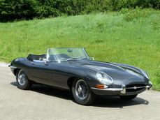 Jaguar E-type XKE 1963