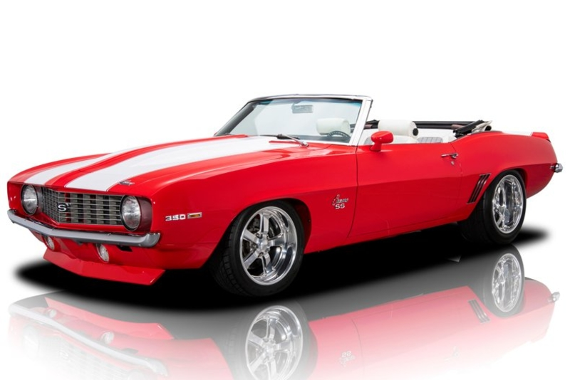 1969 Chevrolet Camaro Is Listed Verkauft On Classicdigest In Charlotte By Donald Berard For 129900 Classicdigest Com