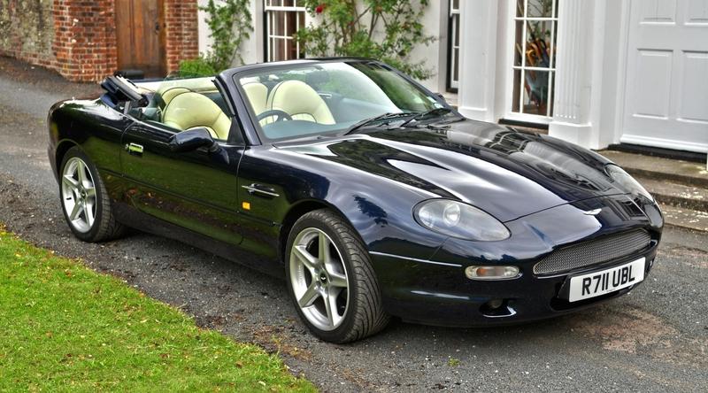 1997 Aston Martin Db7 Is Listed Zu Verkaufen On Classicdigest In Essex By Prestige House For Preis Nicht Verfügbar Classicdigest Com