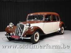 Citroen Traction Avant 1951