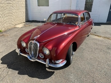 Jaguar S-Type 1967