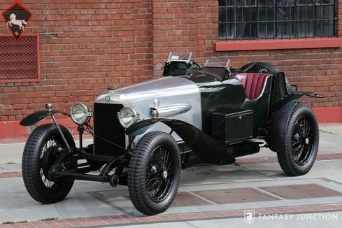 Vauxhall 14-6 1924