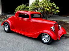 Ford Custom 1933