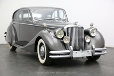 Jaguar MkV 1951