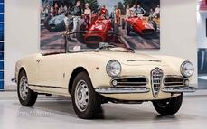 Alfa Romeo Giulia 1963