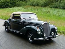 Mercedes-Benz 220 W187 1952