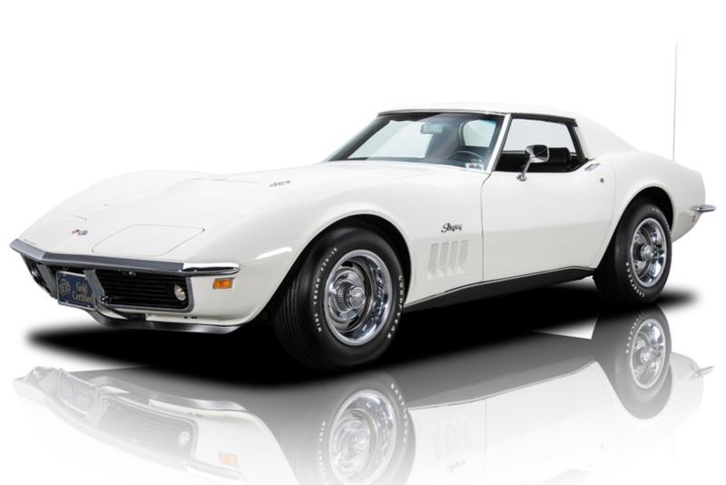 1969 Chevrolet Corvette Is Listed Verkauft On Classicdigest In Charlotte By Donald Berard For 76900 Classicdigest Com