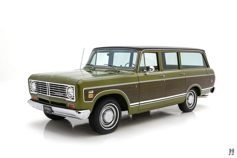 1973 International Scout Is Listed Verkauft On Classicdigest In St Louis By Mark Hyman For 41500 Classicdigest Com