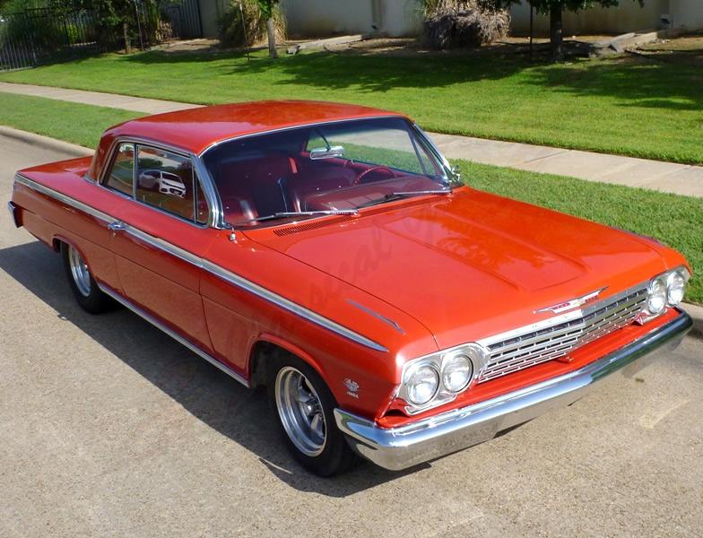 1962 Chevrolet Impala Is Listed Zu Verkaufen On Classicdigest In Arlington By Cris Sherry Lofgren For 58500 Classicdigest Com