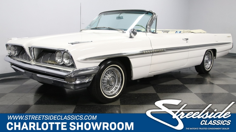 1961 Pontiac Bonneville Is Listed Sold On Classicdigest In Charlotte By Streetside Classics For 30995 Classicdigest Com