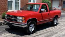 Chevrolet Silverado 1990