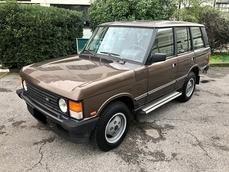 Land Rover Range Rover 1989