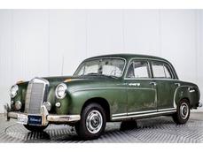 Mercedes-Benz 220a/S/SE Ponton 1960