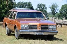 Oldsmobile Delta 1978