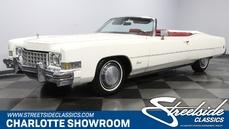 Cadillac Fleetwood 1973