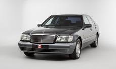 Mercedes-Benz w140 1995