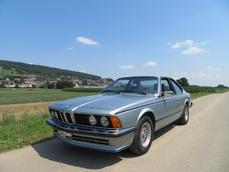 BMW 635 CSI 1981