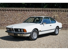 BMW 633 CSI 1984
