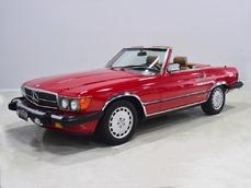 Mercedes-Benz 560SL w107 1989