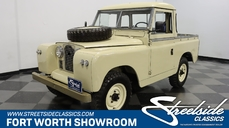 Land Rover Series II 1966