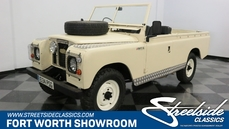 Land Rover Series II 1967