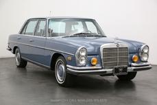 Mercedes-Benz 280S/SE/SEL 4.5 w108 1972