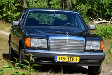 Mercedes-Benz 300SE/SEL w126 1989