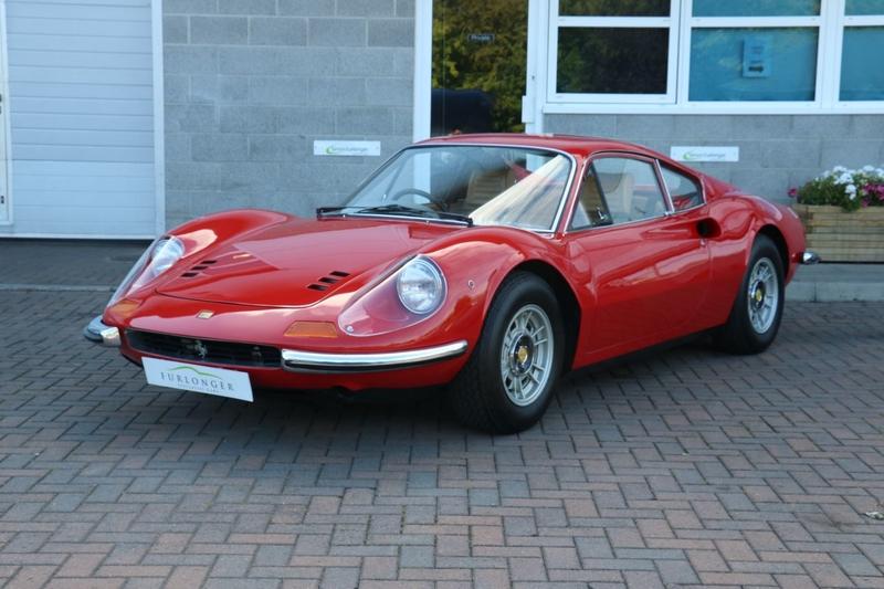 1972 Ferrari Dino 246 Is Listed Verkauft On Classicdigest In Kent By Simon Furlonger For Preis Nicht Verfügbar Classicdigest Com