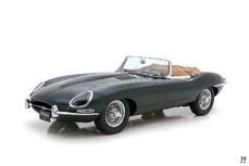 Jaguar E-type XKE 1966