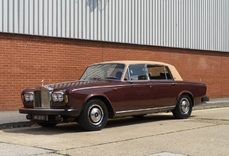 Rolls-Royce Silver Wraith 1977