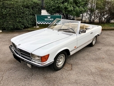 Mercedes-Benz 280SL w107 1978