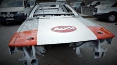 Audi Quattro 1981