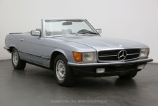 Mercedes-Benz 280SL w113 1982