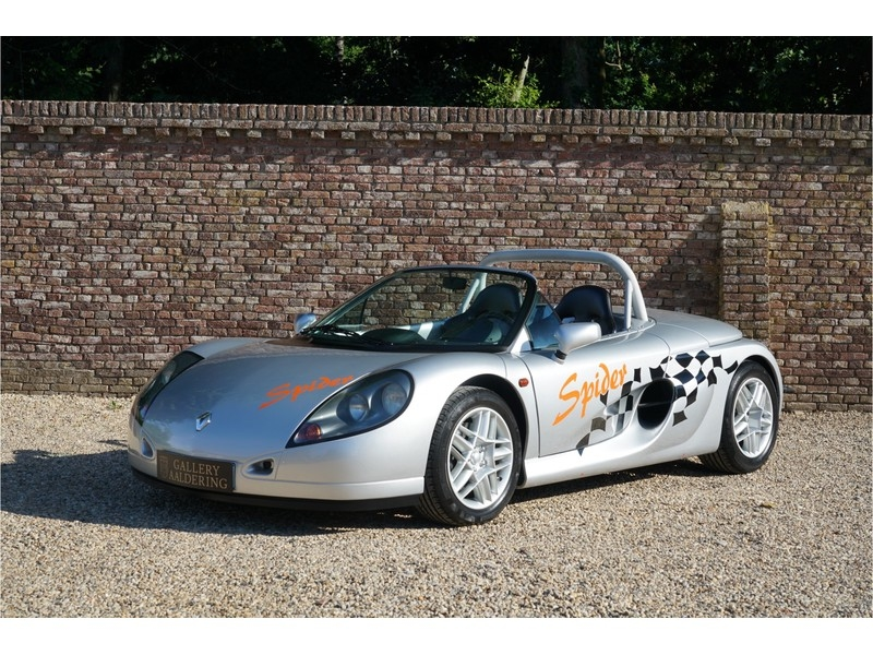 1999 Renault Sport Spider Is Listed For Sale On Classicdigest In Brummen By The Gallery For 42500 Classicdigest Com
