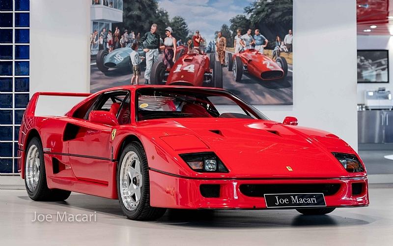 1990 Ferrari F40 Is Listed Zu Verkaufen On Classicdigest In London By Joe Macari Performance Cars Ltd For 949950 Classicdigest Com