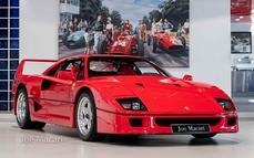 Ferrari F40 1990
