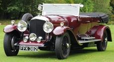 Bentley Mk VI 1950