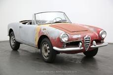 Alfa Romeo Giulia 1966