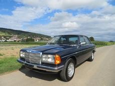 Mercedes-Benz 280 w123 1981