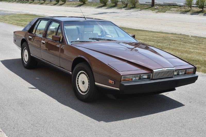 1985 Aston Martin Lagonda Is Listed Sold On Classicdigest In Astoria By Gullwing Motor For 67500 Classicdigest Com