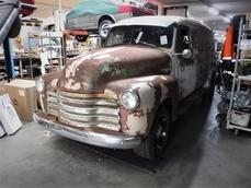 Chevrolet Panel Van 1952